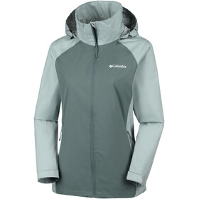 Columbia Tapanga Trail Jacket Women Niagra/Pond